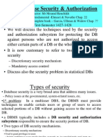 Chap7 Security Authorization
