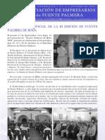 Boletín Asociación Empresarios Fuente Palmera nº3 - octubre 2008