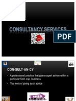 Consultancy Ppt