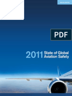 ICAO - State of Global Safety 2011