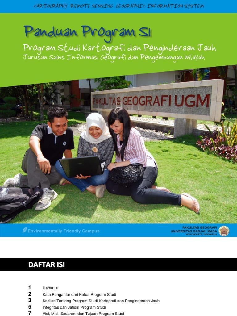 Paduan program studi kartografi dan an jauh ccuart Images