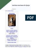 Dogmas e doutrinas marianas da Igreja Católica
