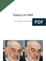 Trabajos Con GIMP (Power Point)