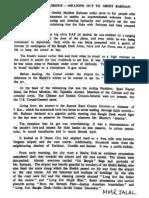 Dacca Delirious Millions Greet Mujib the Statesman NDelhi Jan11 1972 MMR