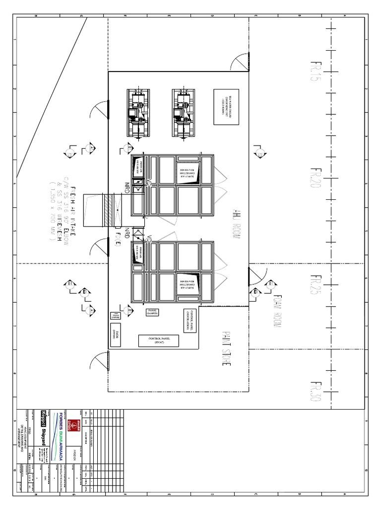 21010 KSL 75100 HV DW 0002 Rev.A0 HVAC Equipment Detail