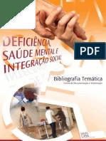 Bibliografia de Deficiência, Saúde Mental e Integração Social