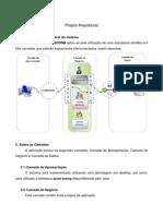 Projeto Arquitetural - SISCONB