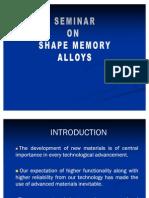 13885697 Shape Memory Alloys