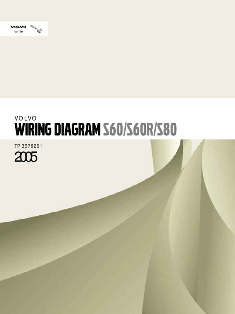 Volvo B12b Wiring Diagram Library S60 Engine S60r S80 Airbag Diesel