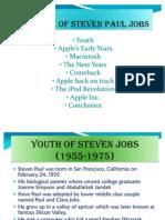 The Life of Steven Paul Jobs