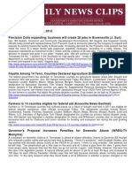 Sat., Jan. 7 News Summary