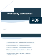 Probability Distribution MP