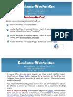 Como Instalar WordPress Parte 1