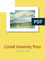 Cornell University Press Spring 2012 Catalog