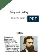 Diagnostic X Ray
