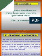 Geometría (Problemas cos