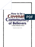 How to Be a Covenant Community