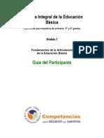 GUIA DEL PARTICIPANTE 3° Y 4° JAL