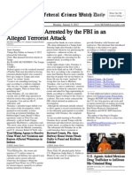 January 9, 2012 - The Federal Crimes Watch Daily