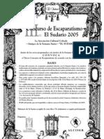 El Sudario 2005 III Concurso Escaparat