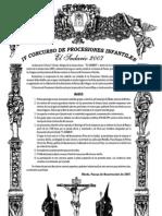 El Sudario 2007 - IV Concurs Proc Infant
