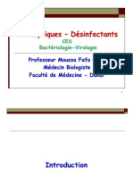 Antiseptiques-Désinfectants CES