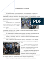 Article_Traffic Situation in Cambodia
