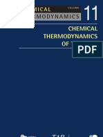 Chemical Thermodynamics of Thorium_Malcom.rand