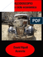 El Caleidoscopio. El Ultimo Ciclo Economico. David Ripoll Acerete
