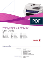 Manual Xerox 3220