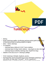tumacenje