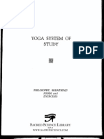 Yoga System of Study