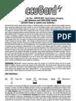 Mio FUSE Complete-User-Guide en v12 | Damages | Battery