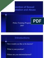 Prevention of Sea Police Training Program Kenya