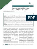 ESRD Preceded by Rapid Declines in Kidney Function