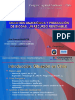 Digestion Anaerobica&Biogas as&DConsultores