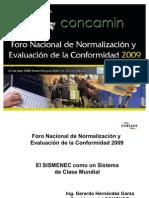 1 Gerardo Hernández COMENOR