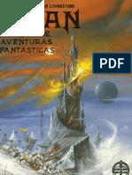 Titan - O Mundo de Aventuras Fantásticas - Scan by Lorão - Senhor dos Downloads
