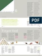Glossario del Food Design - Ottagono Marzo 2011