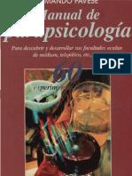 Manual+De+Parapsicología+(Armando+Pavese)