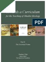 The Doctrinal Frame Ulph Towards a Curriculum Part2