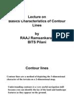 Basics of Contours