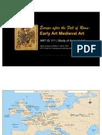ARTID121 - Early Medieval Art