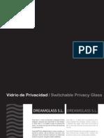 Cristal Inteligente Dream Glass