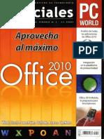 Avances de Microsoft 2010