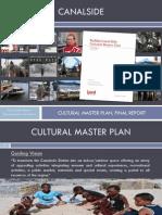 Cultural Master Plan Presentation