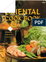 Sunset Oriental Cook Book