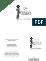 El Fin de La Sicologia Cristian A.