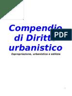 Compendio Di Diritto Urbanistico Espropriazione a Ed Dilizia