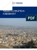 Yemen Corruption Assessment